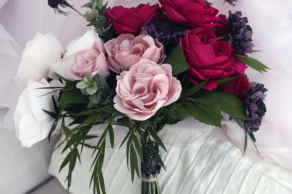 BOUQ Paper Flowers
