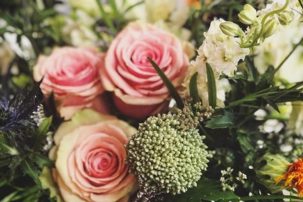 Bearded Bouquet